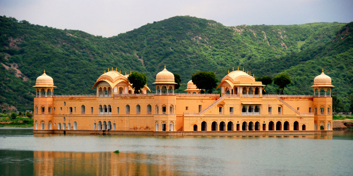 Jal Mahal Palace, Jaipur , India