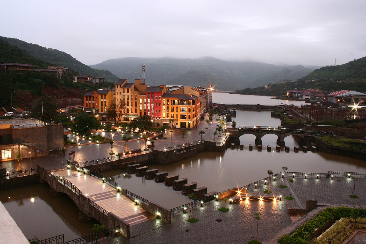 Sojourn in Italy of India – Lavasa