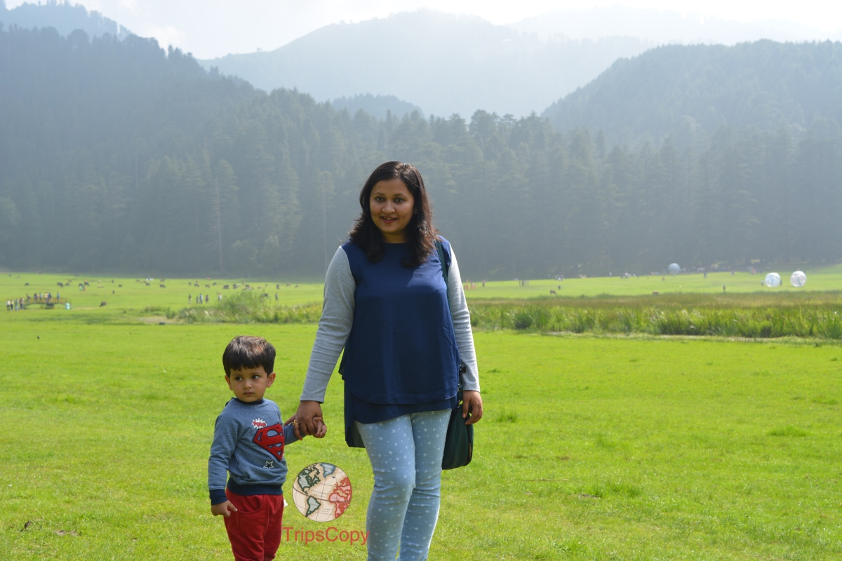 Mini Switzerland of India – Khajjiar